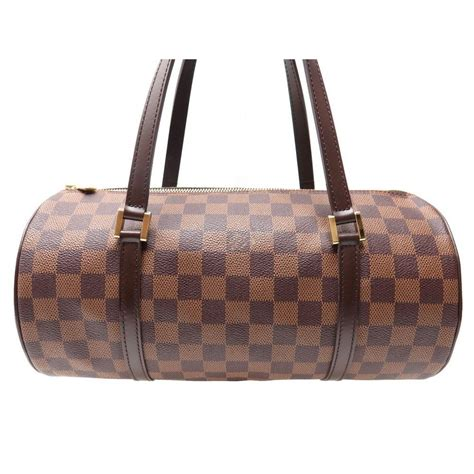 sac a louis vuitton papillon en toile damier