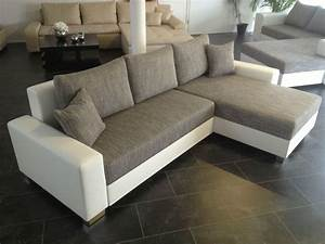 Günstige Big Sofa : ovp neu 260cm l mega big sofa couch wohnlandschaft polsterm bel sofa ~ Markanthonyermac.com Haus und Dekorationen
