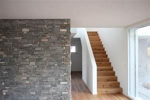 Wandgestaltung Treppenhaus Einfamilienhaus : treppen archiwork ag ~ Markanthonyermac.com Haus und Dekorationen