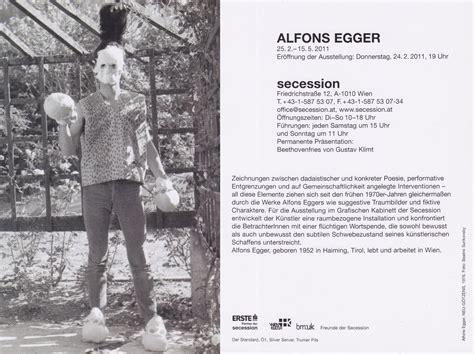 Sitemap  Alfons Egger