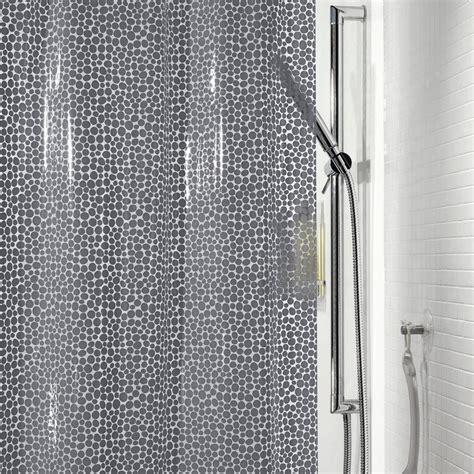 rideau de en plastique l 180 x h 200 cm gris gorron sensea leroy merlin
