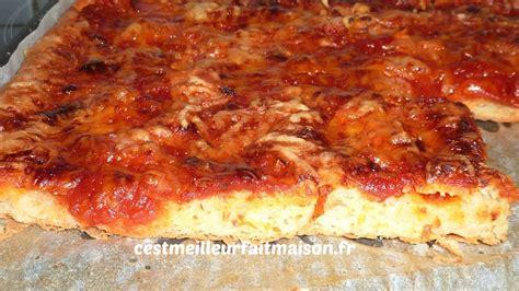 pizza liquide jambon fromage c est meilleur fait maison