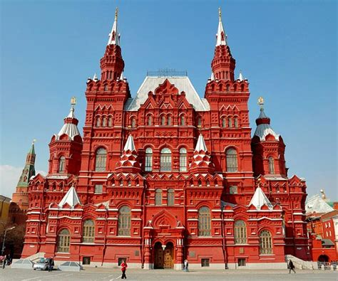 Moscow Red Square by Red Square Moscow Russia