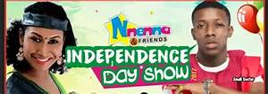 The Nnenna and Friends Independence day show records a ...