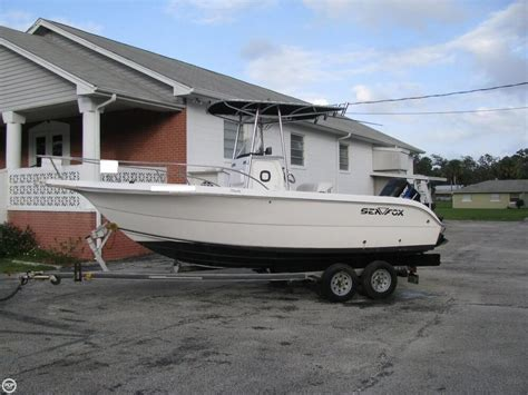 Used Sea Fox Boats For Sale In Texas by Used Sea Fox Center Console Boats For Sale Page 2 Of 6