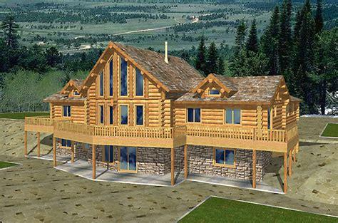 Superb Log House Plans #9 Log Cabin Home Plans With Rats In Backyard Best For Kids Forestville House Discovery Swing Set Composting Bin Ziplines Grannies