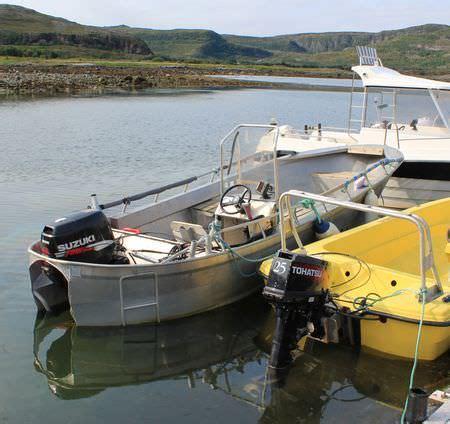 Aluminium Boot Norwegen by Angelboote Harbak G 229 Rd Mittelnorwegen Angelurlaub In Norwegen