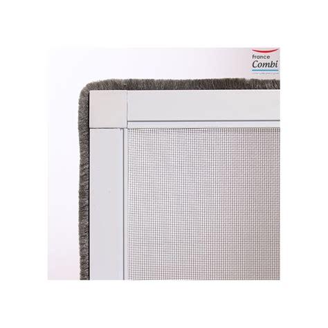 moustiquaire cadre fixe recoupable moustikit en aluminium pour fen 234 tre
