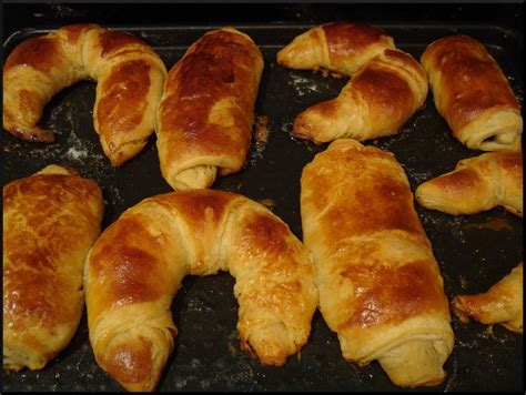 croissants et pains au chocolat avec une p 226 te feuillet 233 trop facile 224 faire les bocaux dans la