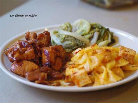 poulet caramel salade saut 233 p 226 te et tofu au piment cuisine de chez nous