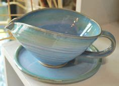 Pottery Gravy Boat Hand Thrown by Hand Thrown Pottery Pitcher Or Gravy Boat Boats Gravy