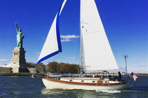 Sail Charter Nyc by Rent A Tayana Tayana 37 37 Sailboat In New York Ny On Sailo