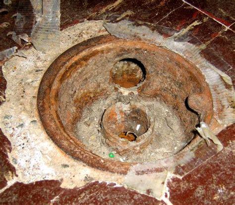 floor drain clogged basement floor drain clogged basement floor drain flickr photo floor