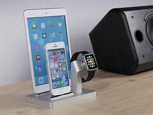 Ipad Iphone Ladestation : premium one das kombinierte lade dock f r apple watch und iphone gadget rausch ~ Markanthonyermac.com Haus und Dekorationen