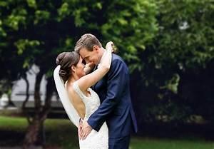 True to themselves: A relaxed, fun wedding for Katie and ...