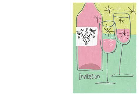 imprimer carte invitation pot de depart a la retraite ou demenagement cartes gratuites