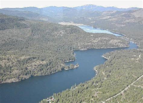 Public Boat Launch Twin Lakes Idaho boating the inland northwest twin lakes kootenai county