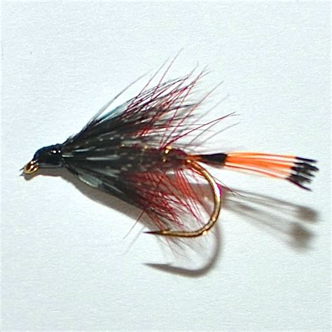 Claret Bumble Trout & Grayling Wet Fly Fishing Flies By