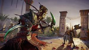 Assassin's Creed Origins: The Curse of the Pharaohs Launch ...