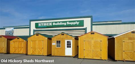 hickory sheds hickory buildings sheds coeur d alene id