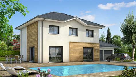maison familiale mont blanc plan maison gratuit