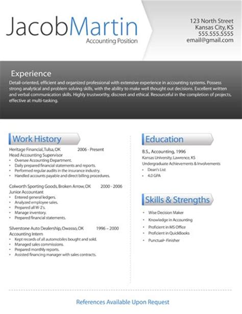 modern resume template free learnhowtoloseweight net