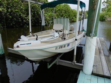Boat Canvas Port Charlotte Fl by 1998 Scout 155 Series Sportfish Center Console Florida