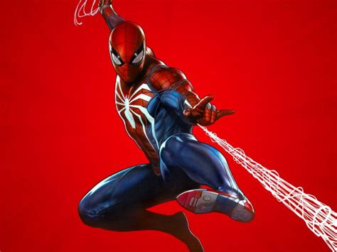 Spider-man Ps4 Opening Movie And Classic Suit Gameplay