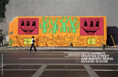 streets os gemeos mural replaces keith haring tribute in nyc 171 arrested motion