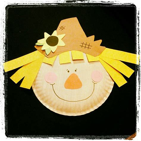 Best 25+ Scarecrow Crafts Ideas On Pinterest  Fall Kid Crafts, November Crafts And Fall Crafts