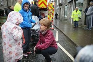Nicola Sturgeon denies delay in emergency flood aid after ...