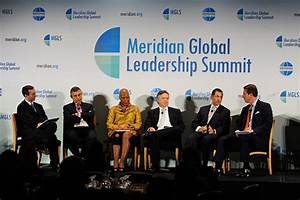 Meridian Global Leadership Summit 2013 on Behance