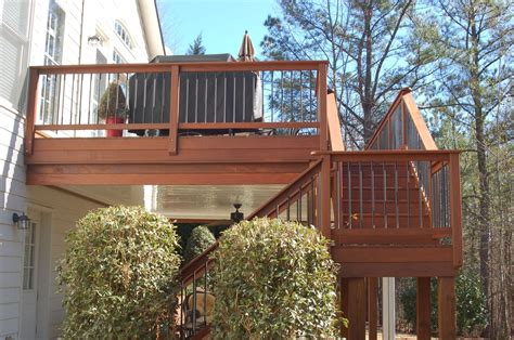 deck staining atlanta atlanta wood restoration company
