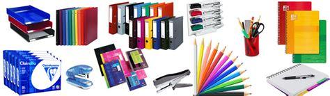 papeterie fournitures de bureau et fournitures scolaires