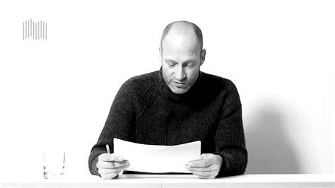 """Joachim Meyerhoff Liest Aus """"wann Wird Es Endlich Wieder"""