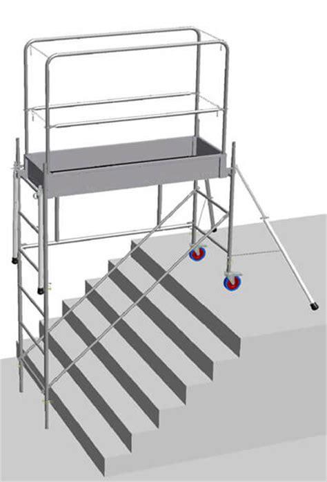 echafaudage d escalier sp 233 cial escaliers 233 troits