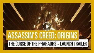 Assassin's Creed Origins: The Curse of the Pharaohs ...