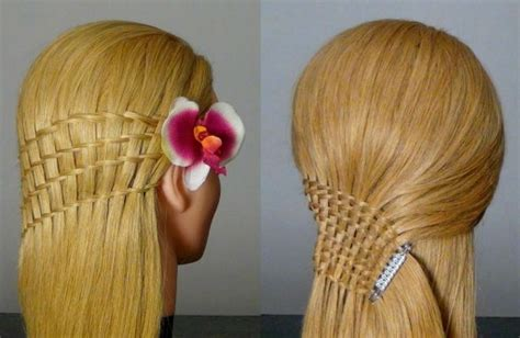 How To Step By Step Hairstyles For Long Hair