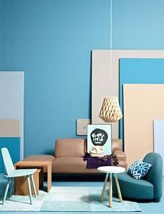 Grau Blau Farbe : wohnen mit farben einrichten mit blau sch ner wohnen ~ Markanthonyermac.com Haus und Dekorationen