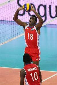 Wilfredo Leon Suspended From Cuban Volleyball Team