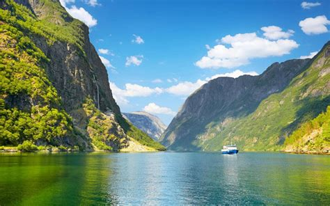 Fjord Cruise Norway by Glaciers Grieg And Wartime Nostalgia Cruising The