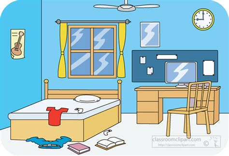 Bedroom Clipart  Clipart Suggest