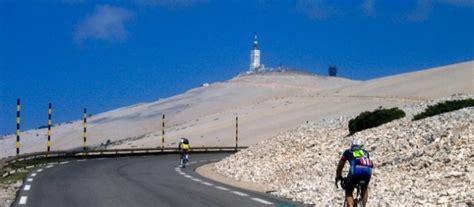 pour les sportifs le mont ventoux en v 233 lo guide tourisme guide tourisme