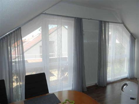 Hobbyhandwerkinserat Flächenvorhang Für Dachschräge Und