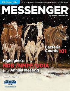 Michigan Milk Messenger: December 2015 by Michigan Milk ...