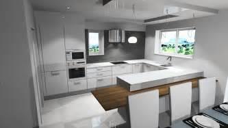 plan de travail cuisine en resine 1 cuisine blanche et bois pas cher sur cuisine lareduc
