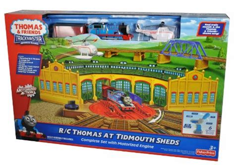 friends trackmaster r c at tidmouth sheds