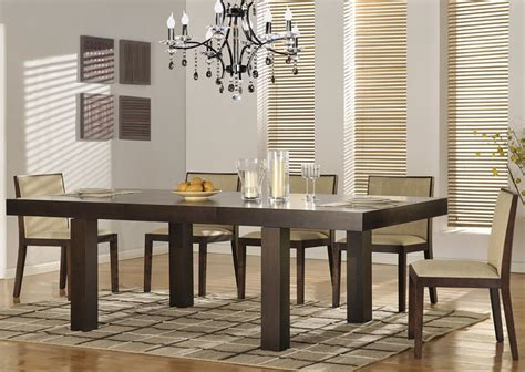 Contemporary Dining Chairs Creating Modern Interior Nuance