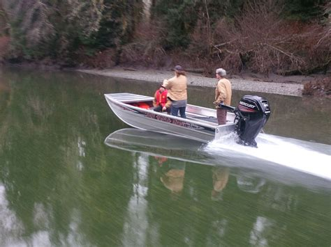 North River Jet Boats by 17 Trapper Jet Sled River Boat Aluminum Boat By Silver