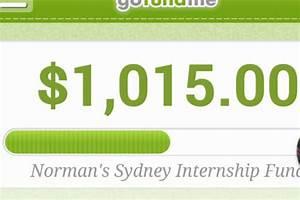 Fundraiser by Norman Nguyen : Norman's Sydney Internship Fund